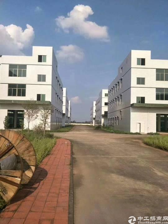 龙岗区横岗新出大型工业园区楼上带装修好办公室厂房出租