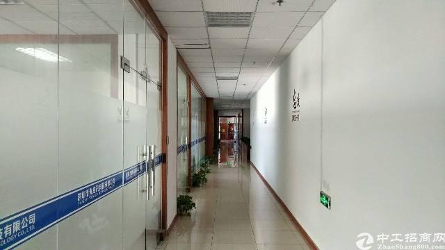 沙井107国道边楼上厂房1250平方出租