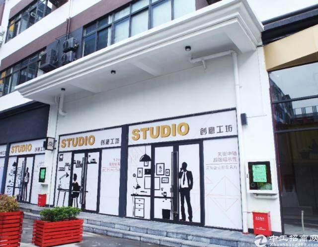 福永同创写字楼200-2000㎡出租图片7