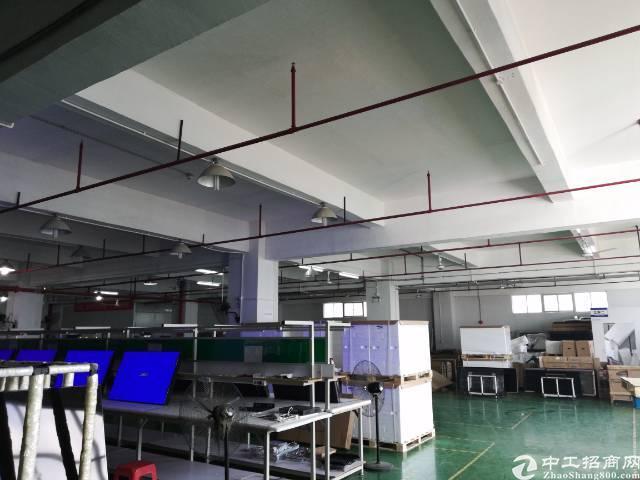 大王山楼上精装修厂房出租1500平厂房出租
