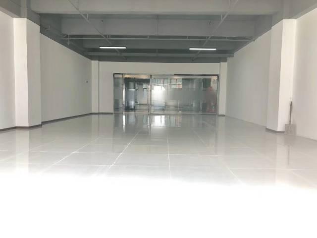 坂田地铁口200米新出原房东400平带装修实际面积电商办公室