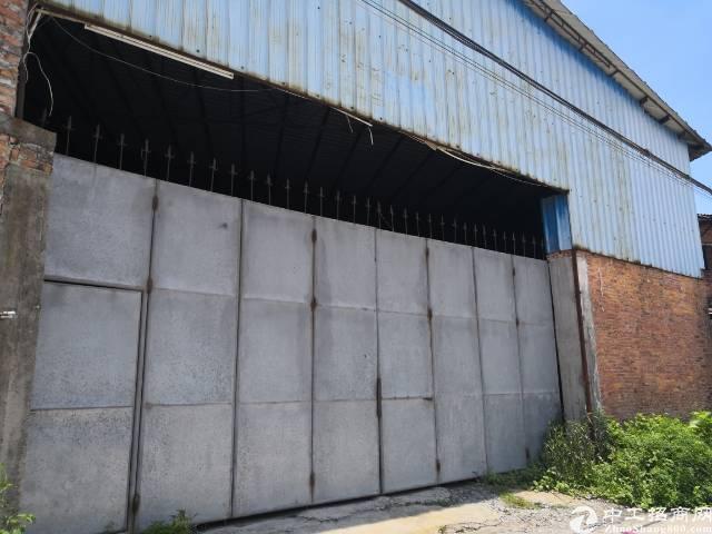 独门独院单一层厂房2000