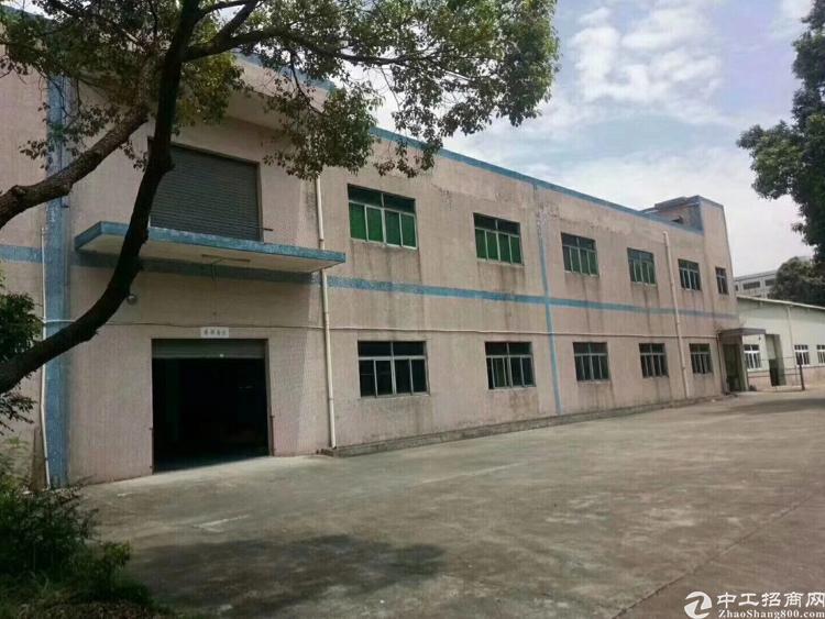 清溪荔横高速口新空小独院厂房出租3850平方