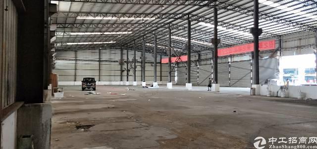 平湖鹅公岭9米高钢构3200平方厂房仓库出租