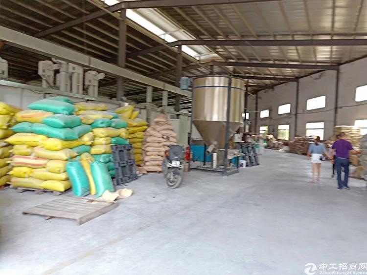 清溪新出单一层钢构厂房,可接收小污染