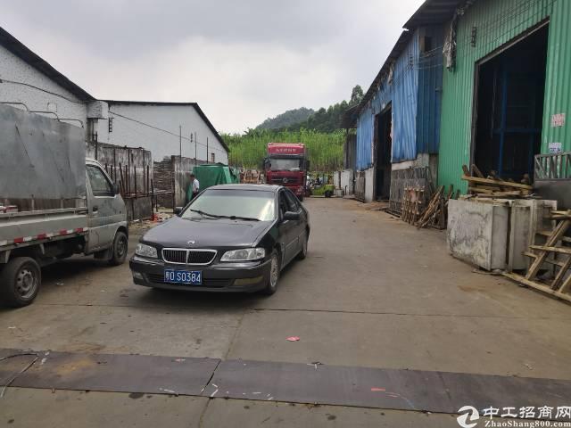 大朗镇3400平钢构招租