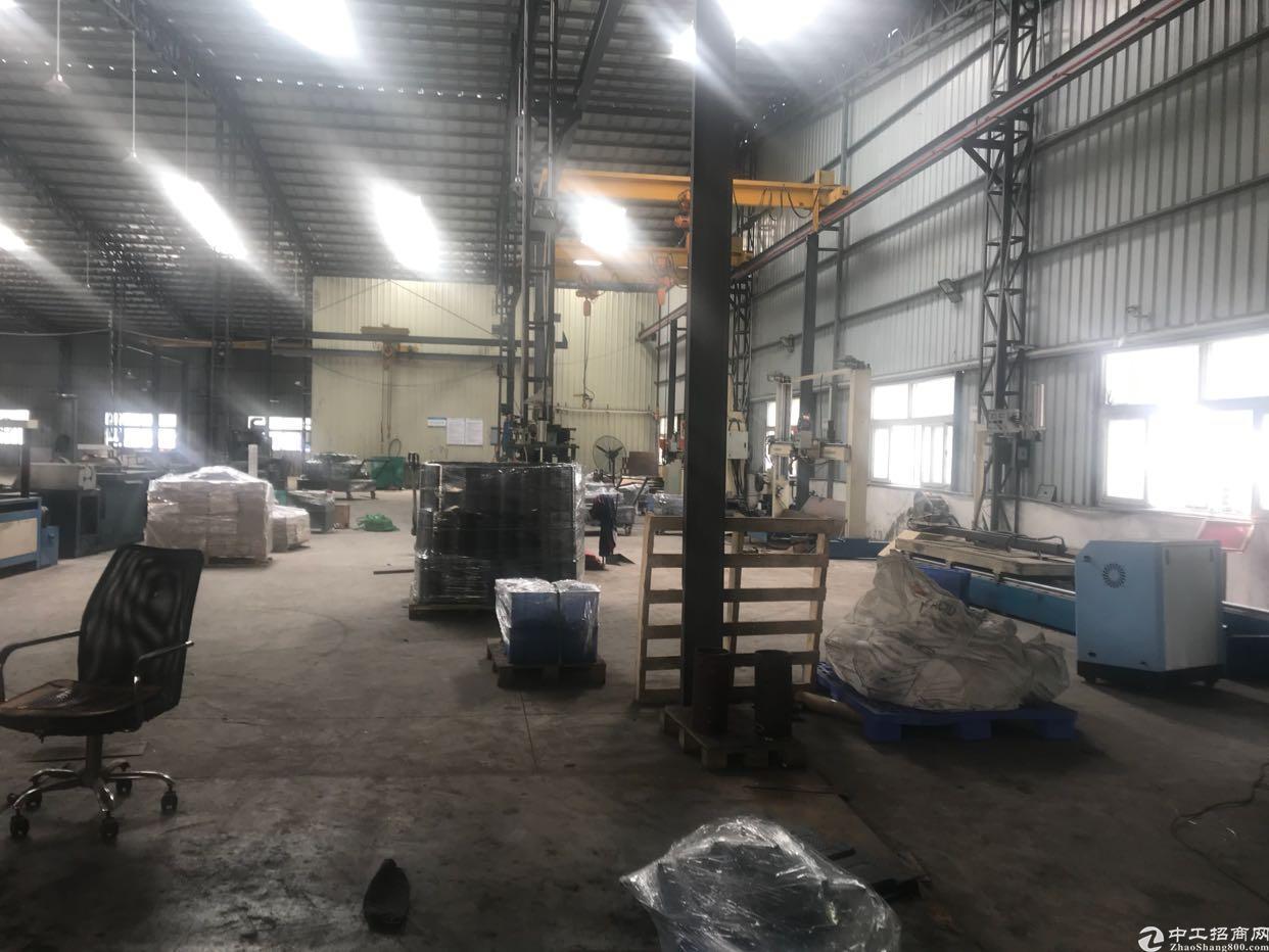 清溪镇带消防钢构厂房