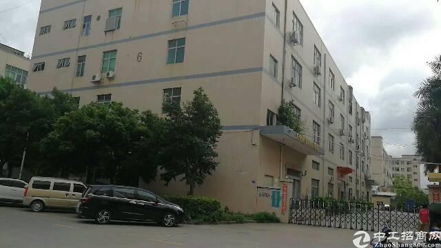 光明新区高新园区新出独栋厂房21000,带红本原房东,
