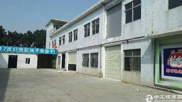 松岗小独院厂房招租2500平方2层