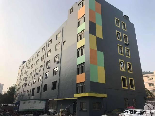 西乡固戍地铁口创意园楼上1600平米自由分租