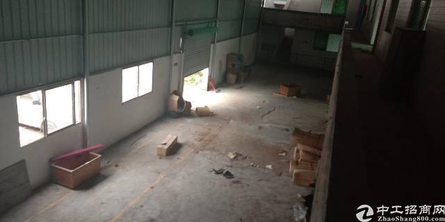大岭山石大路旁工业园内的小独院厂房出租
