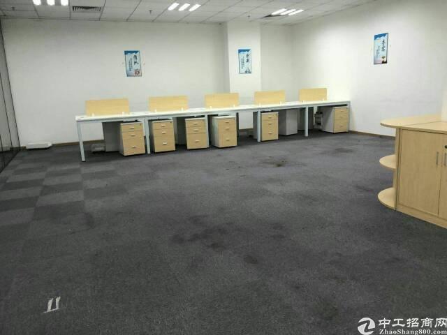 宝安西乡后瑞地铁站235平精装带家私直租