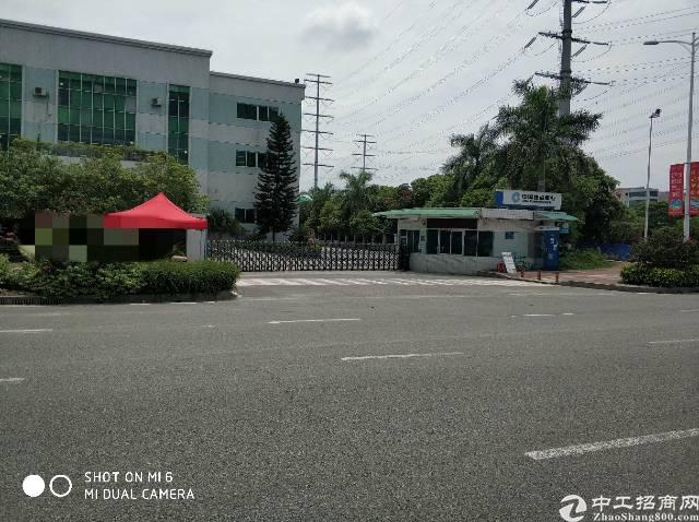 东莞市高埗镇花园式独院标准厂房