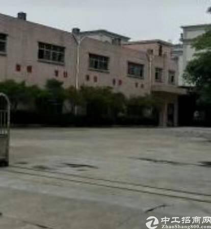 大朗独院原房东厂房出租,总面积6000平方(可分租)