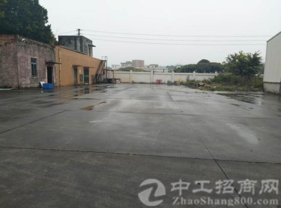 黄江镇占地 11750 ㎡建筑 7600 ㎡双证齐全厂房出售