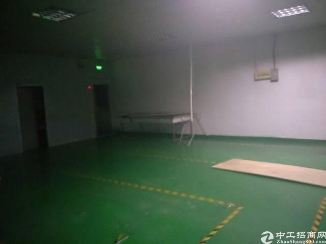 西乡固戍三围工业区附近600平方租金28元
