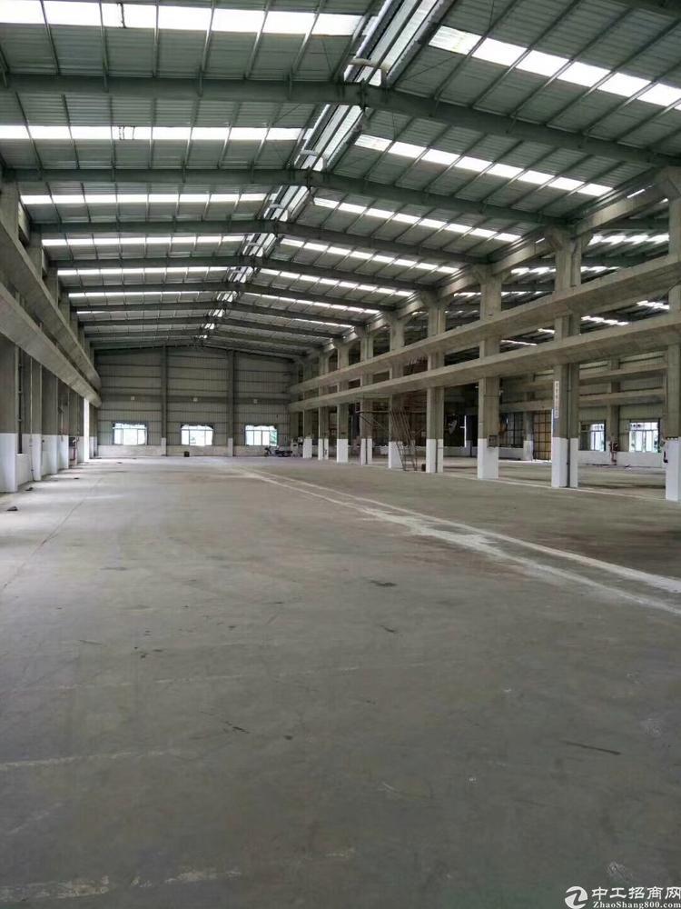 惠州惠阳红本独院钢构厂房出售