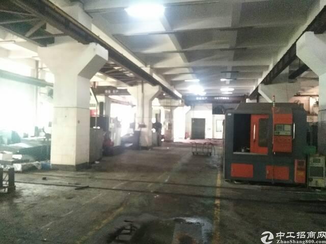 长安沿江高速附近新出九成新厂房分租一楼2000平方带牛角位-图5