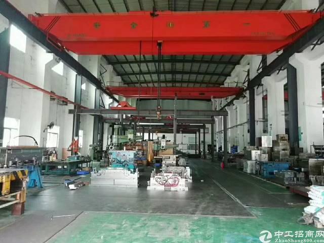 常平最新工业园里单一层出租,滴水9米