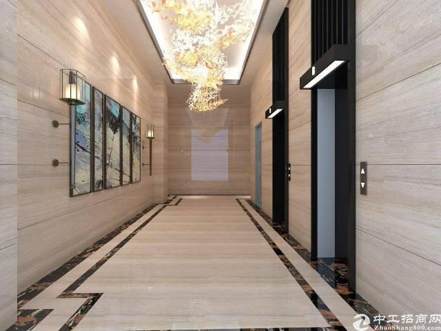 (出租)固戍地铁口 腾耀创意产业园210精装 可配带家私