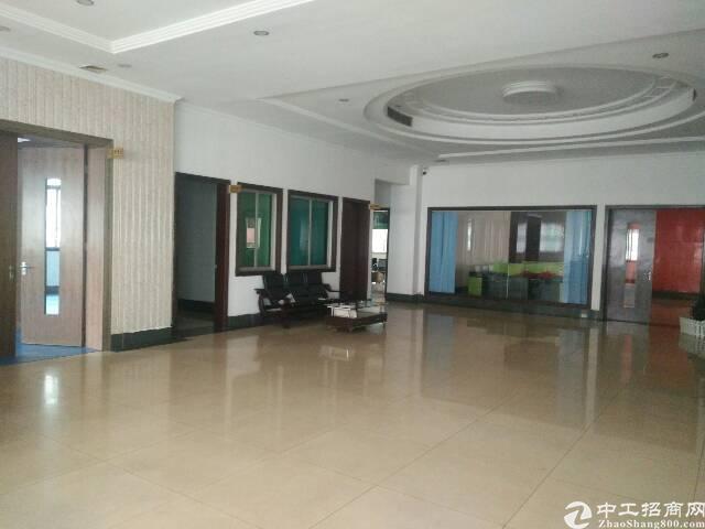 长安沿江高速附近新出九成新厂房分租一楼2000平方带牛角位-图7