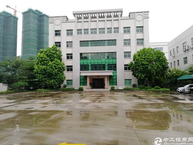惠州 秋长 花园式厂房  3000层 可分租 带电梯3吨