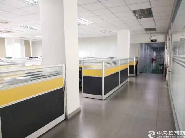 【出租】原房东 爱联标准厂房楼上1200平方,带装修