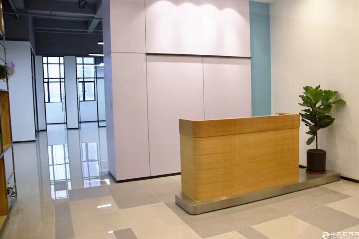 龙华核心全新甲级写字楼410平50元/平