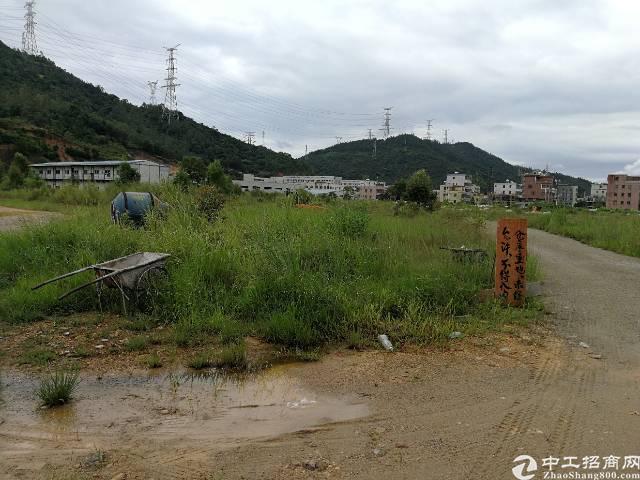 惠阳永湖镇占地面积70289工业地出售