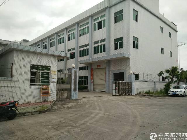 虎门沿江高速附近新出原房东独院厂房5500平方-图3