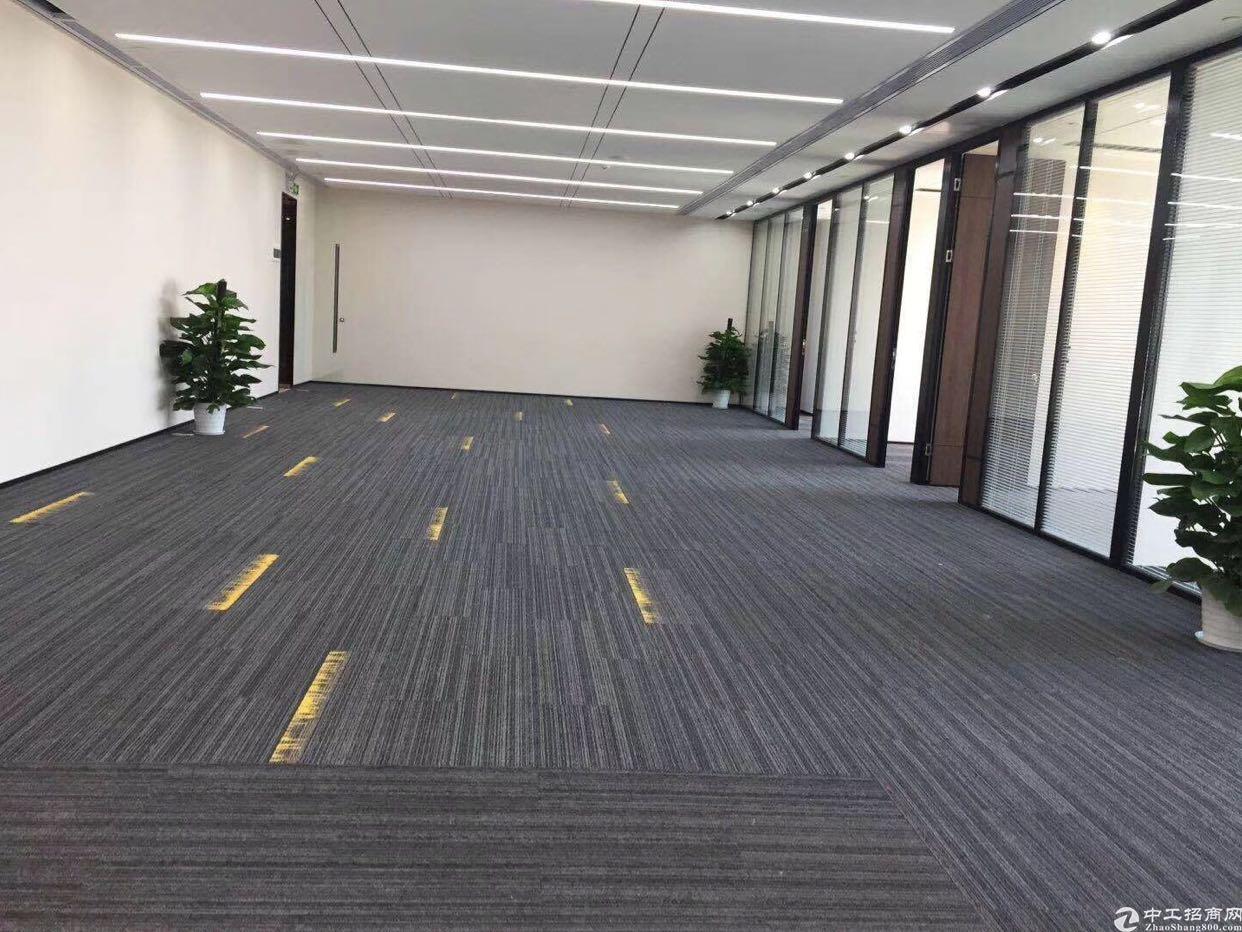 宝安中心360-3000精装修写字楼出租 面积可自由组合