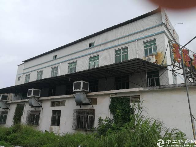 仲恺高新区沥林镇建筑  11700 ㎡厂房转让