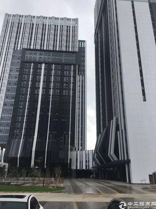 塘尾地铁口全新甲级写字楼100平起租