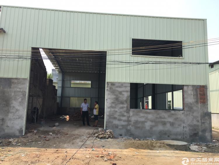 沥林新出原房东250㎡单一层砖墙到顶钢构厂房
