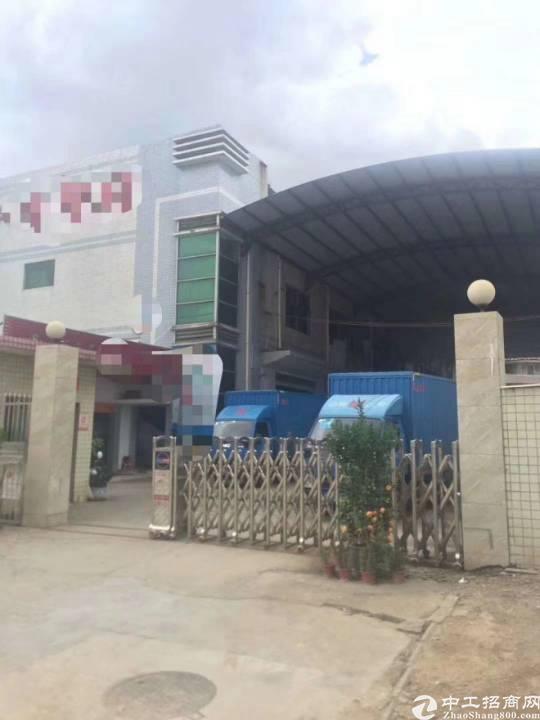 公明靠近黄江新出一楼1500平