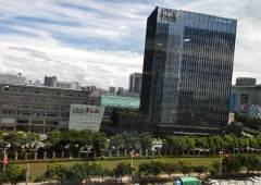 平湖华南城金融中心豪装写字楼出租2万平
