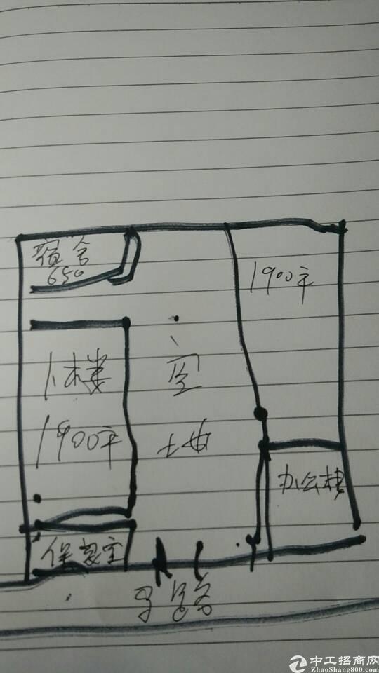 [發][發][發][發]企石单一层厂房招租