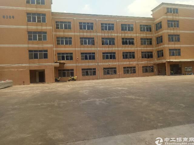 深圳周边红本双证厂房出售