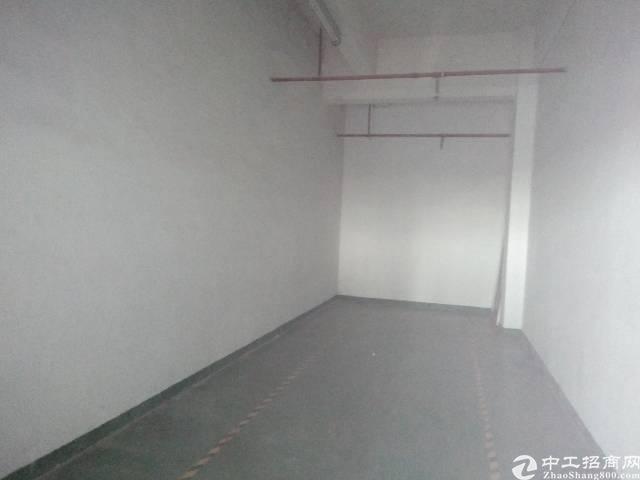 沙井新桥芙蓉工业区新出楼上420平精装修带前台