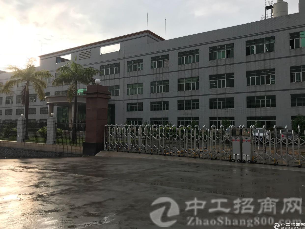 观澜桂花桂月路新出标准厂房40000平方火爆招租