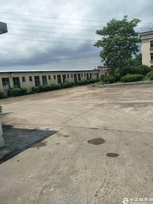 清溪原房东单一层独院高9米,面积11000平,有现成行车
