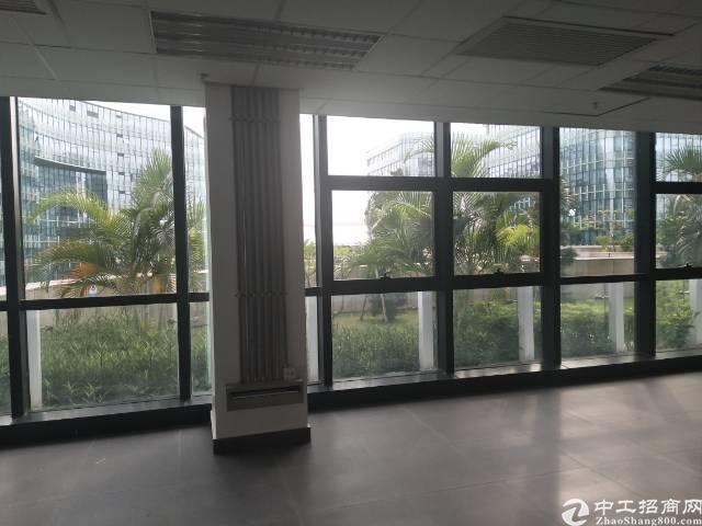 出租福永西乡T3机场简装写字楼停车位充足