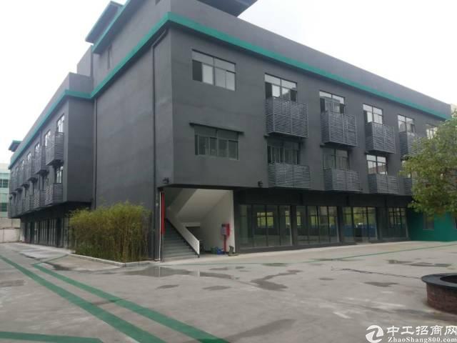 沙井107国道边东环路黄埔村二楼1850平方厂房招租