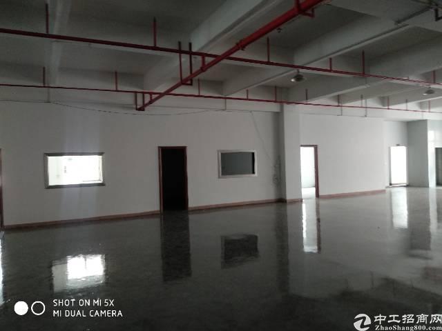 高埗镇下江城二楼厂房800平方