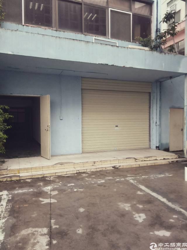 龙华清湖超大空地一楼厂房招租,450平