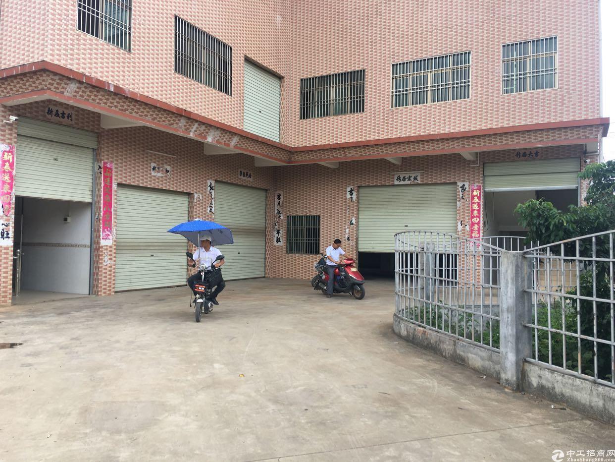 仲恺高新区独园厂房出租2000平方米带地漆