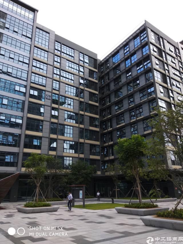 .兴东地铁口精装修写字楼580平落地窗价格优惠