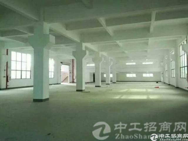 [沥林厂房]成熟工业园内标准厂房分租一楼六米高带牛角1800