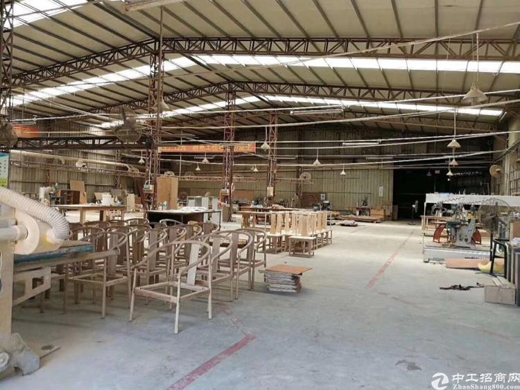 南城原家具厂招租,有环保环评总面积30000平,空地4000