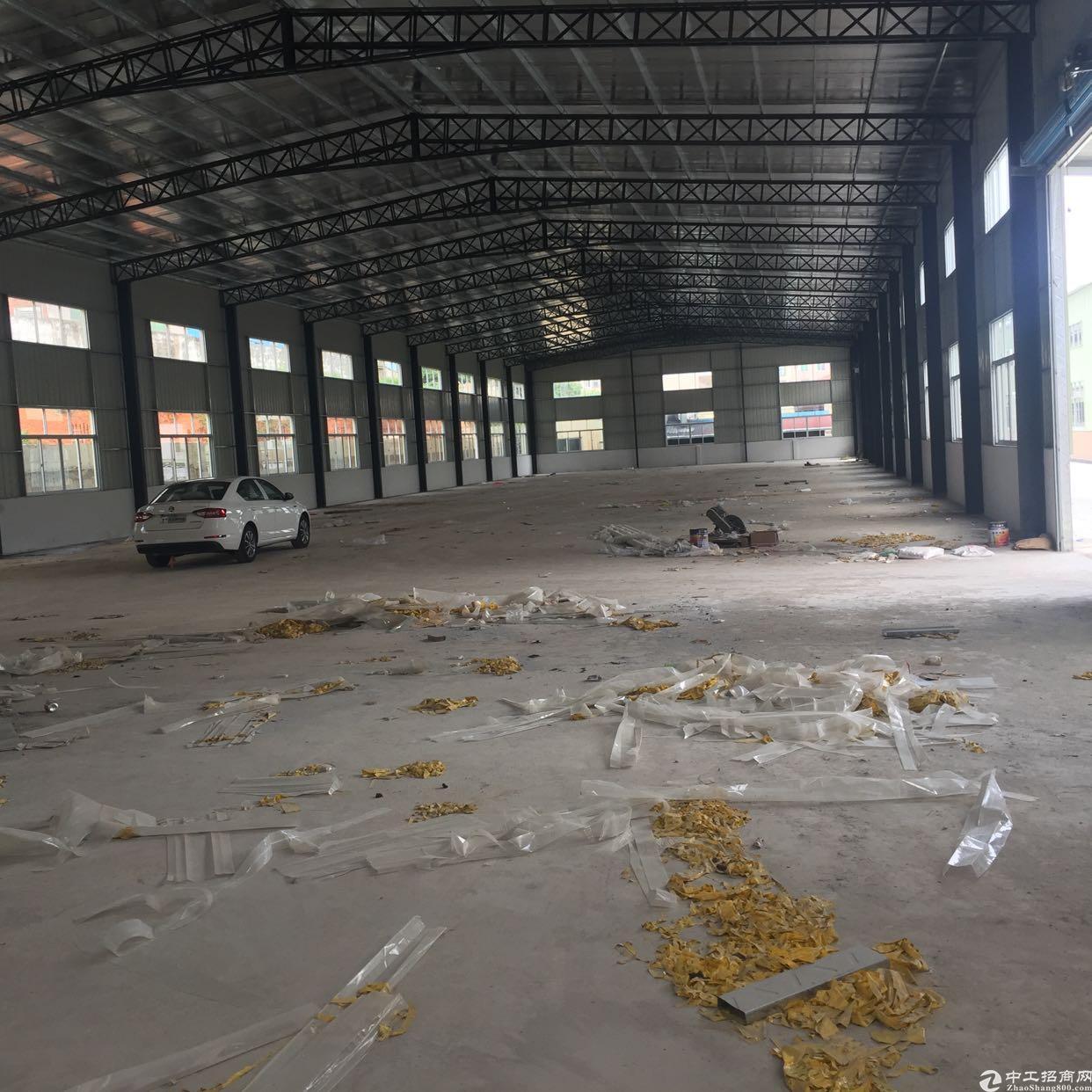朗夏村紧陵东深路新出来原房东1200平方全新钢构
